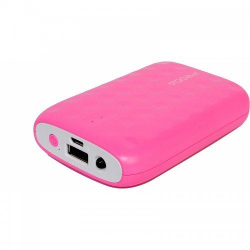 POWER Bank Proda Lovely MD03 10000mA Pink