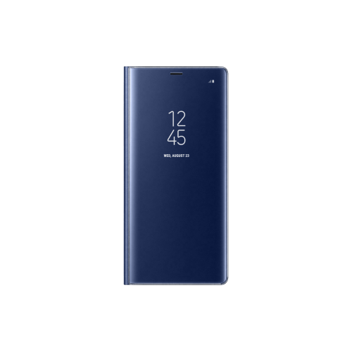 Чехол Samsung NOTE 8 Clear View Stading Cover BLUE ОРИГ.
