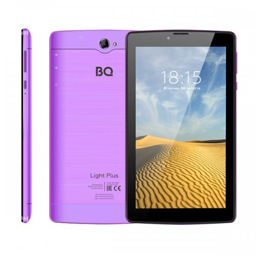 Планшет BQ 7038G Light plus 3G 7* violet