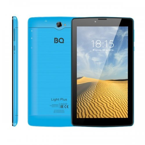 Планшет BQ 7038G Light plus 3G 7* blue