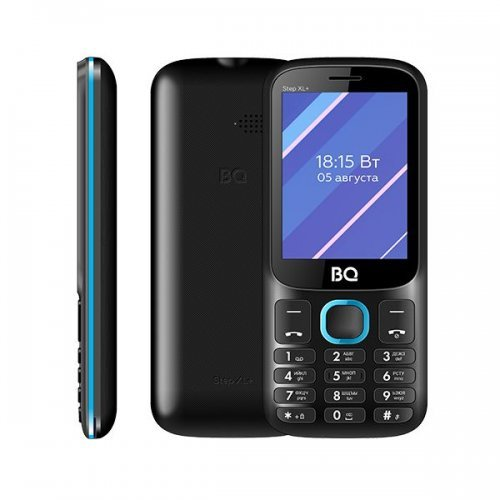 BQ 2820 step XL+ black blue