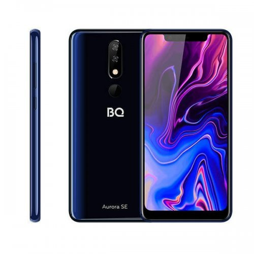 BQ 5732L Aurora SE Black+Dark Blue