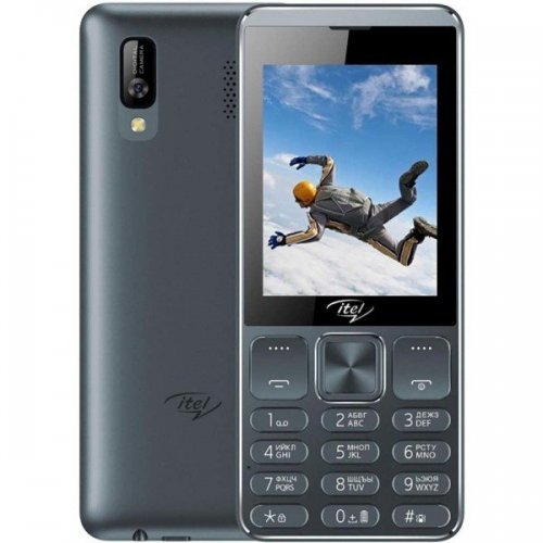 ITEL IT6320 dark gray