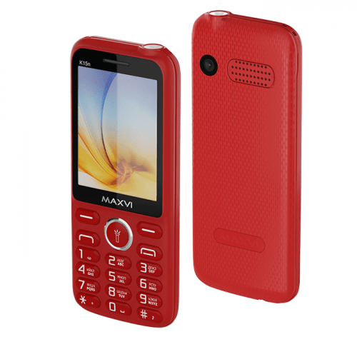 Maxvi K15n red