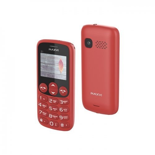 Maxvi B1 Red