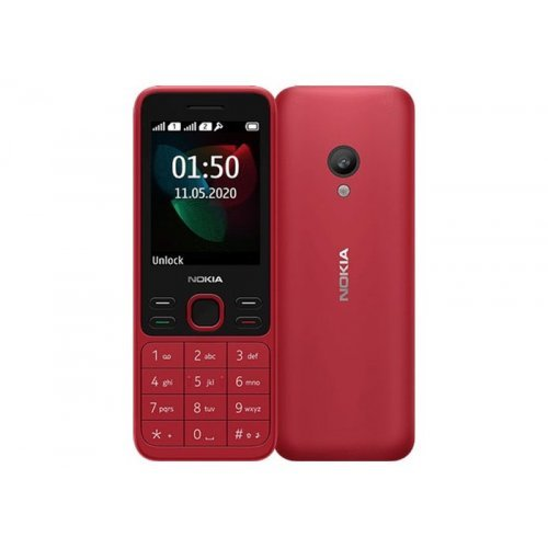 Моб. телефон Nokia 150 DS Red (TA-1253)