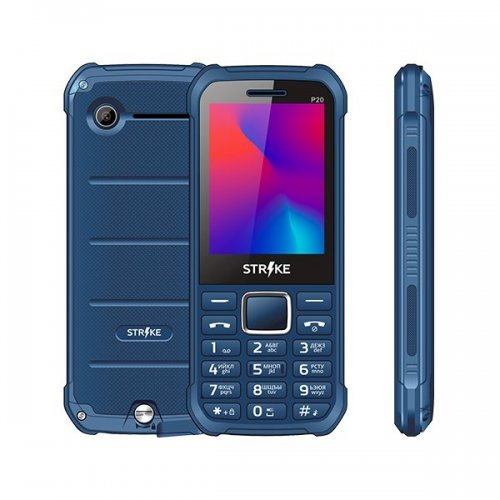 Strike P20 Dark Blue
