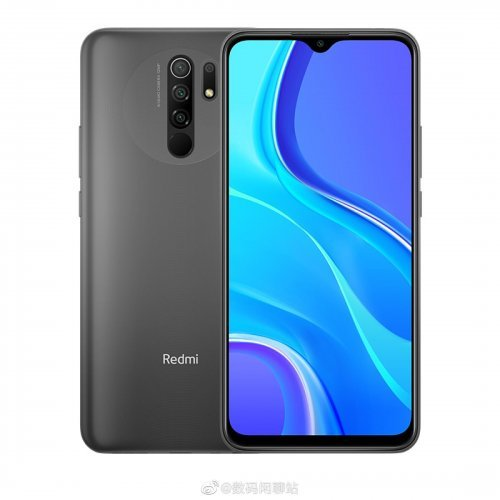 Xiaomi Redmi 9 4/64Gb Xiaomi Grey EU